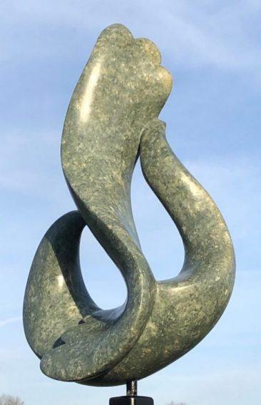 Marja Klever   Serpentijn opaal